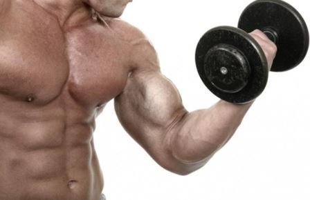 Как-быстро-накачать-мышцы-дома