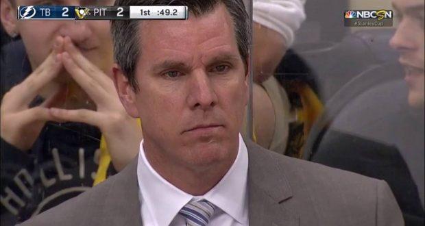 НХЛ. Кубок Стэнли. Питтсбург сравнивает счет против Тампы
