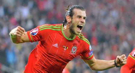 Уэльс выигрывает у Бельгии